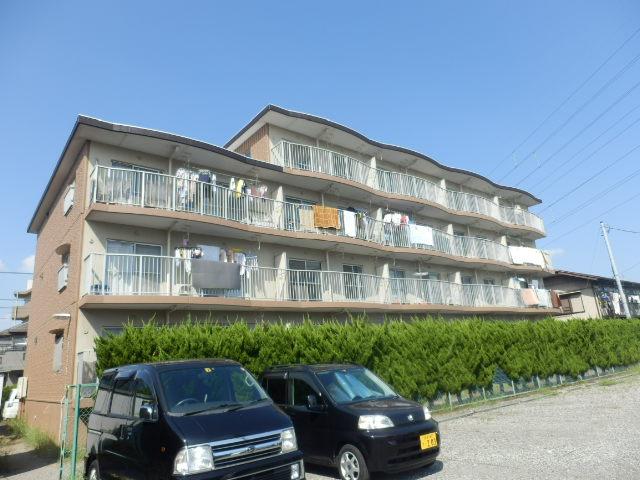 市川カトレアハイツあらい外観写真