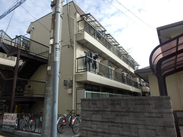 大井マンション外観写真
