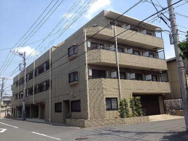 プリマベーラ伊勢宿外観写真