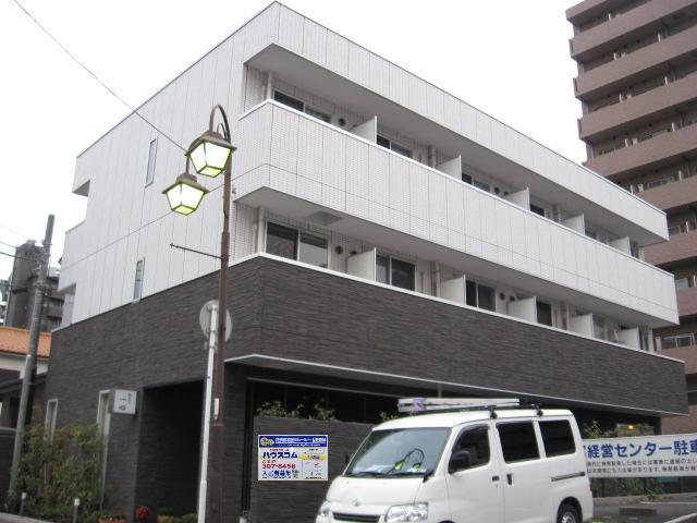ガディス・パーク行徳弐番館外観写真