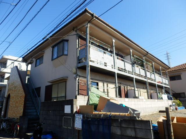 第5渋谷ハイツ外観写真