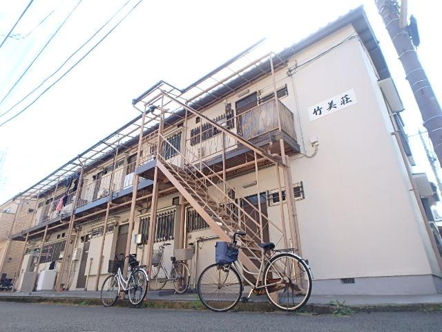 竹美荘外観写真