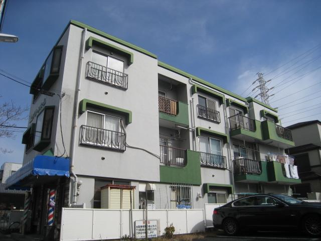 グリーンホーム第2マンション(302)外観写真