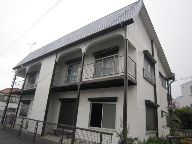 新永井荘外観写真
