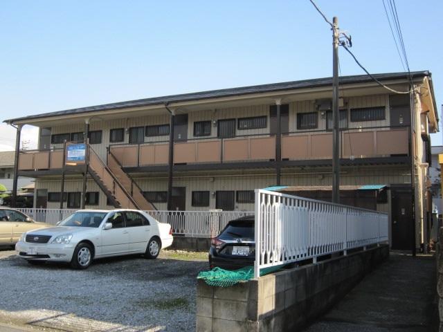 ハイツアキヤマ外観写真