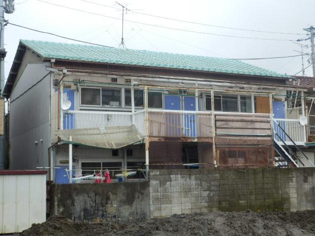 富久寿荘外観写真