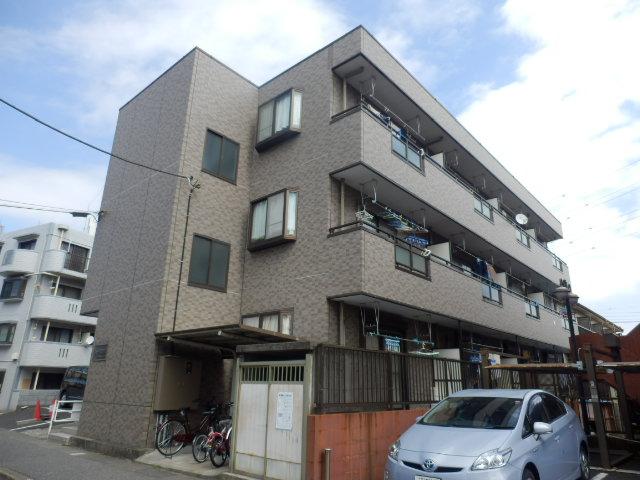 シャトーヤジマ弐号館外観写真