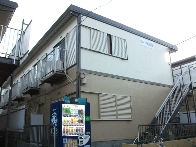 ハイツ松清Ⅱ外観写真