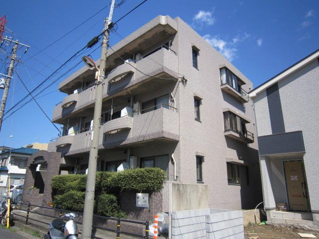 行徳ローズガーデン21番館外観写真