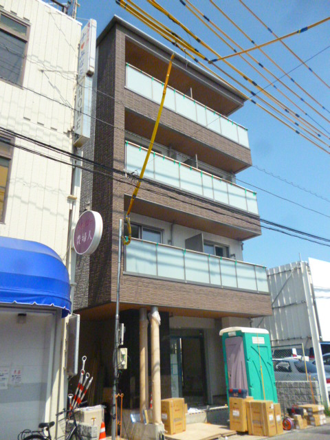 (仮)新井3丁目ベレオ外観写真