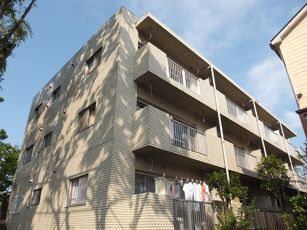 グリーンハイム飯田外観写真