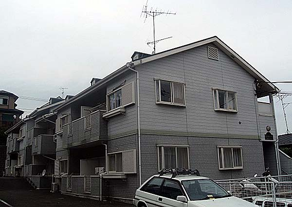 第2渋谷ハイツ外観写真