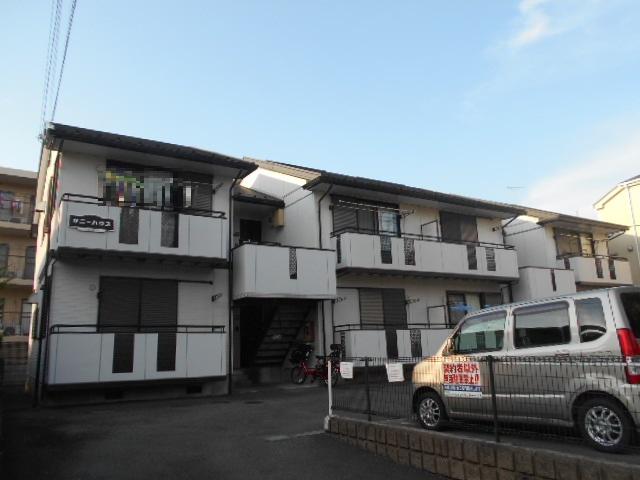 サニーハウス(鴨志田町)外観写真