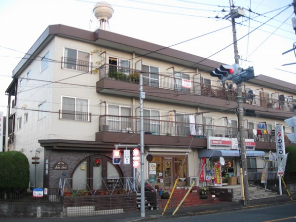 横田ハイツ外観写真