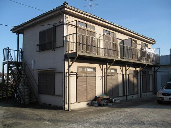 琉久屋荘外観写真