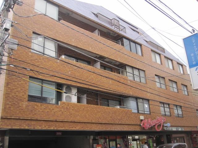 ストークマンション保土ヶ谷 石田外観写真