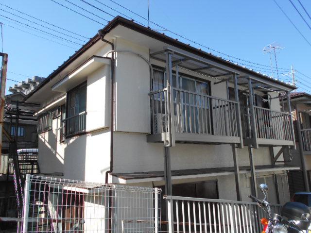 第一城田荘外観写真