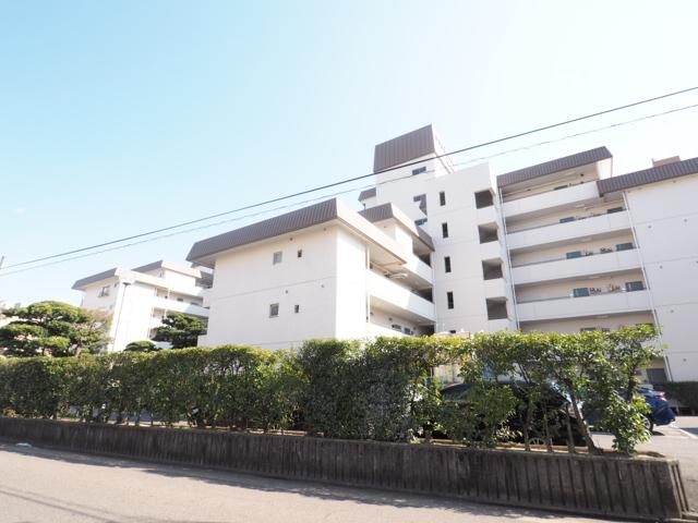 チサンマンション徳川町外観写真
