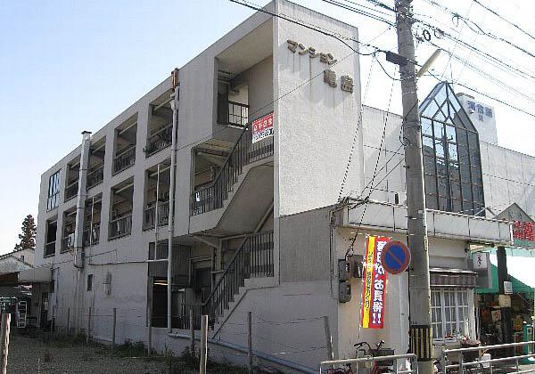 亀島マンション外観写真