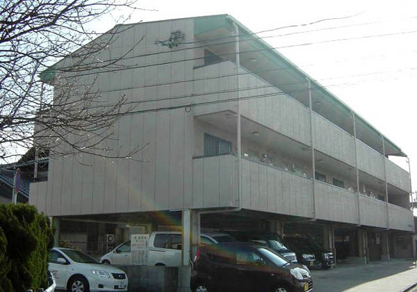 パークハイツ浅井外観写真