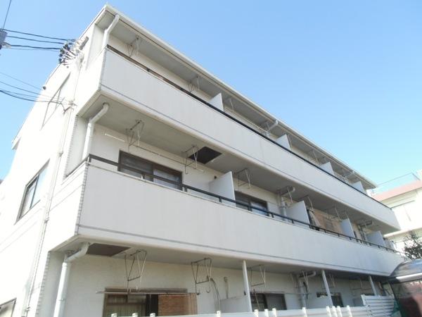 笠取ハイツ外観写真