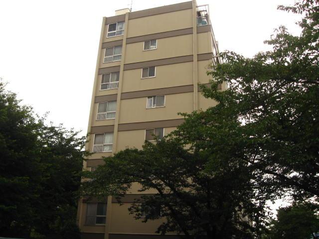 上飯田コーポラス(608号)外観写真