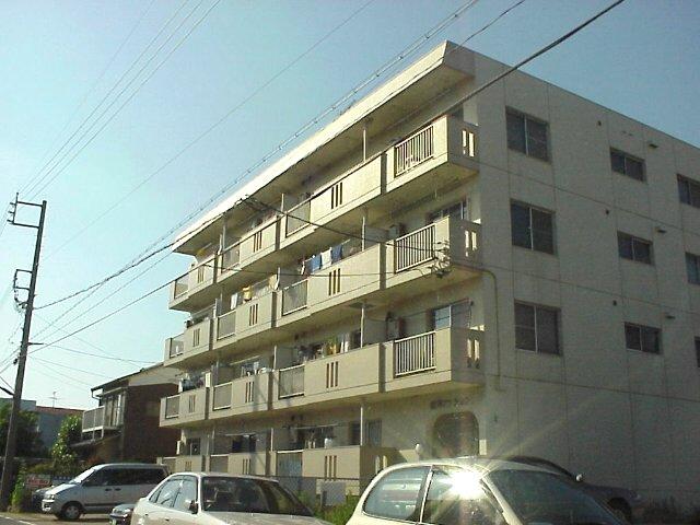 松美マンション外観写真