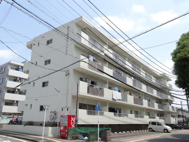 第二坂井マンション外観写真