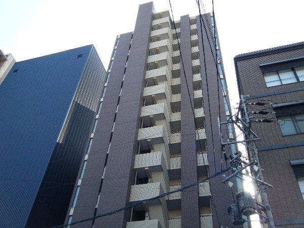 カスタリア名駅南外観写真