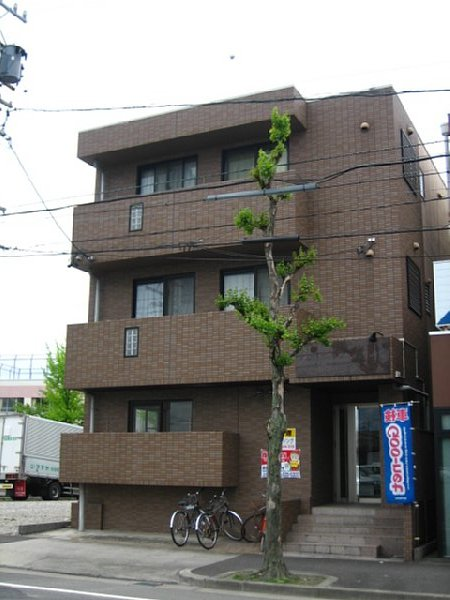 アートビル平田外観写真