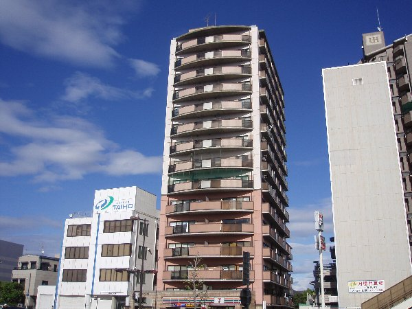 ナビシティ徳川外観写真