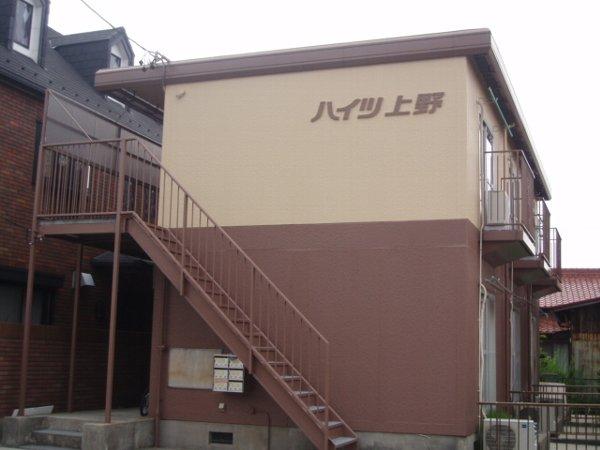 ハイツ上野外観写真