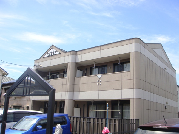 Villa 花水木Ⅱ外観写真