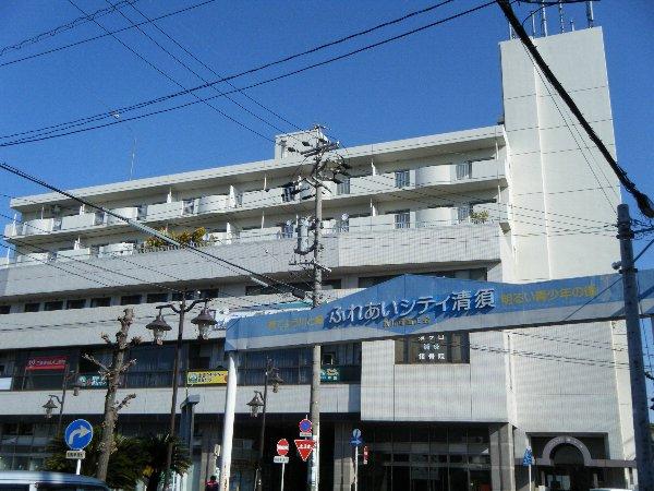 ニューハイツ須ヶ口外観写真