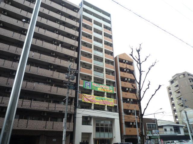エステムプラザ名古屋駅前プライムタワー外観写真