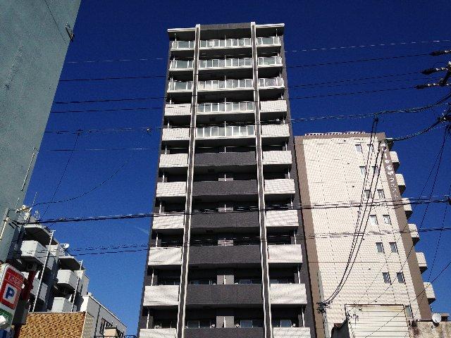 プレサンス名古屋STATIONディーヴァ外観写真