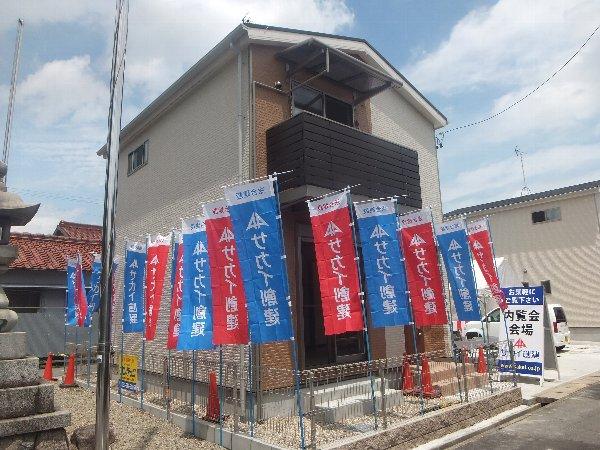 長谷川様戸建賃貸住宅外観写真