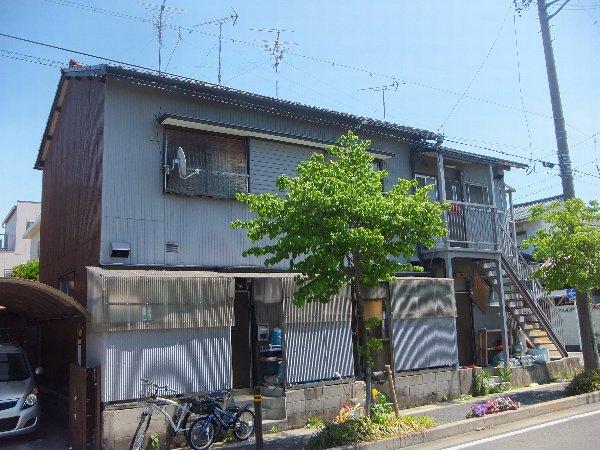多賀アパート外観写真