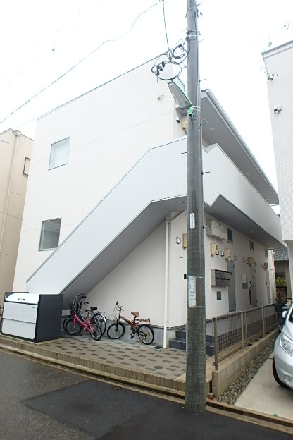 Kohimari志賀本通外観写真