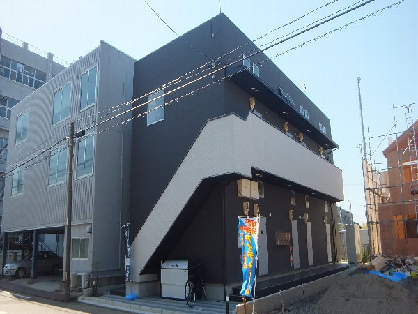 シェモワ笹塚外観写真