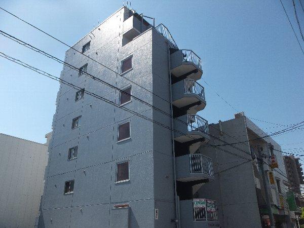 スカイハイム黒川外観写真