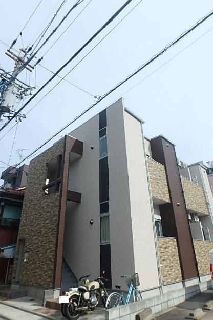 STAGE杉栄外観写真