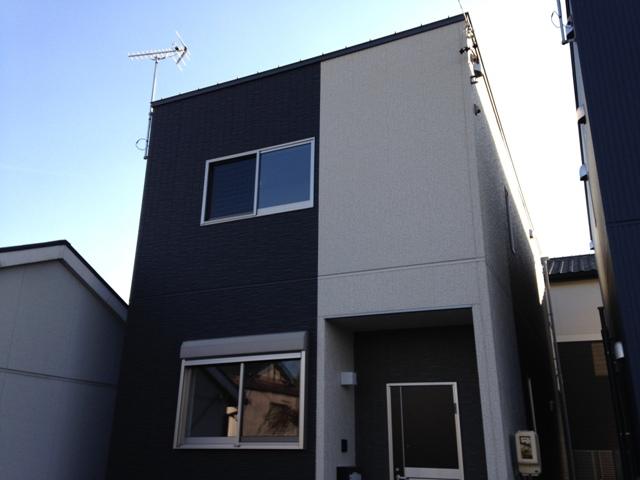朝日城屋敷22KODATEXⅠ外観写真