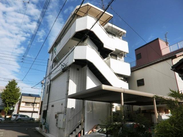 ハートイン平田外観写真