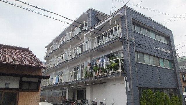 コーポ長谷川外観写真