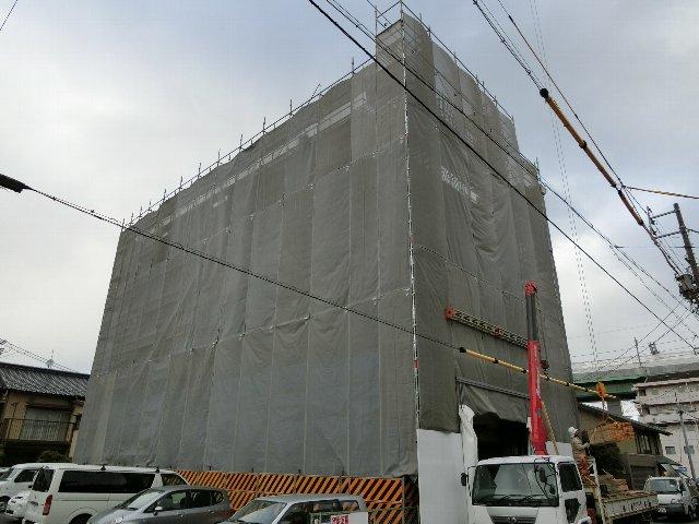 仮称 パークレジデンス名駅北外観写真