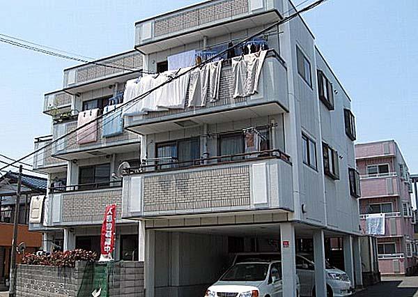 ウイングマンションシモダⅡ外観写真