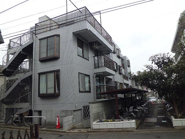 ファーストクラス桜ヶ丘外観写真