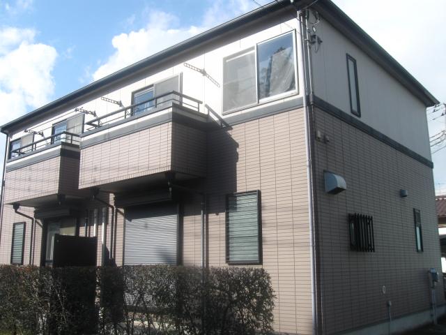 タウンハウスFUKAMI D外観写真