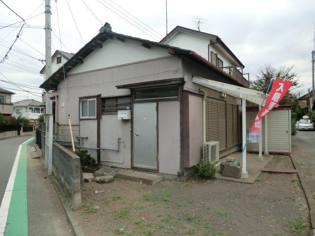 田辺貸家4外観写真